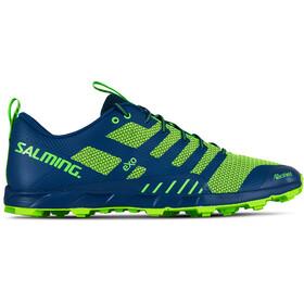 Salming OT Comp Hardloopschoenen Heren groen/blauw